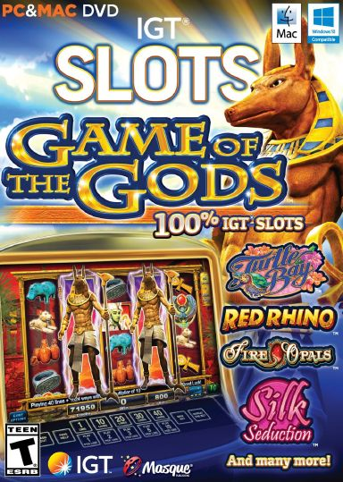 IGT Slots: Game of the Gods Free Download