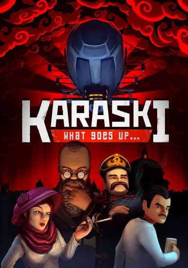 Karaski: What Goes Up... Free Download