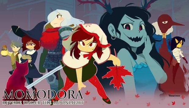 Momodora: Reverie Under the Moonlight Free Download