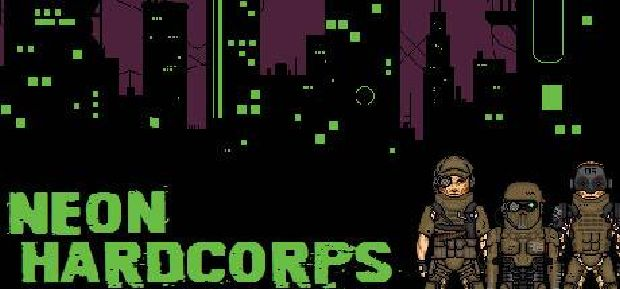 Neon Hardcorps Free Download