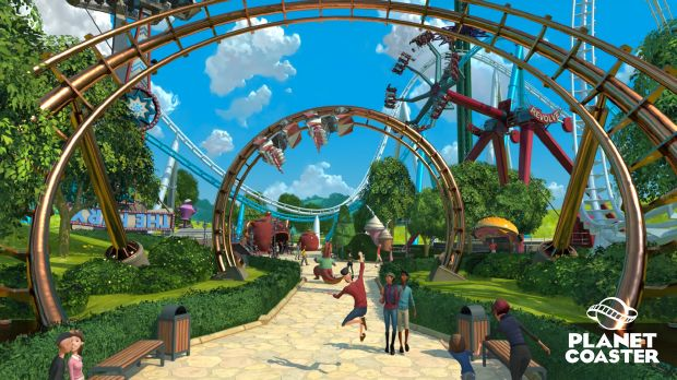 Planet Coaster Free Download