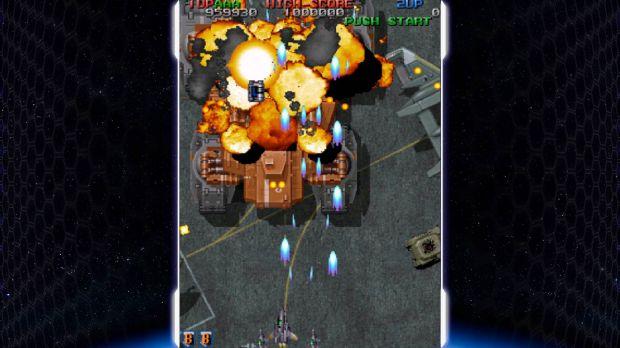Raiden Legacy - Steam Edition PC Crack