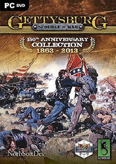 Scourge of War: Gettysburg Free Download