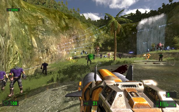 Serious Sam HD: The First Encounter PC Crack