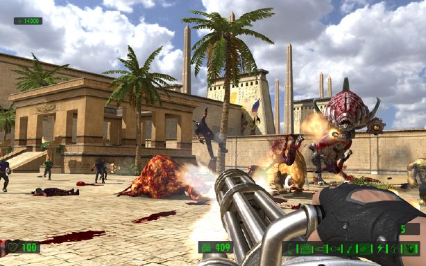 Serious Sam HD: The First Encounter Torrent Download