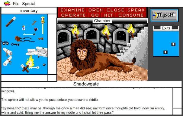 Shadowgate: MacVenture Series PC Crack