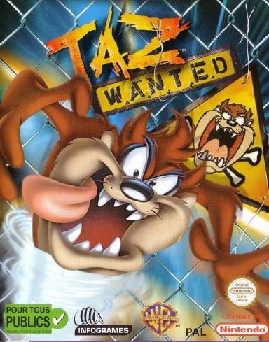 Taz: Wanted Free Download