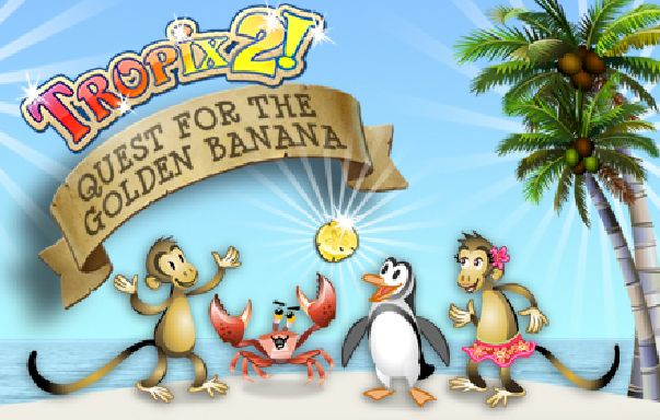 Tropix 2: The Quest For the Golden Banana Free Download