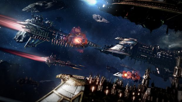 Battlefleet Gothic: Armada PC Crack