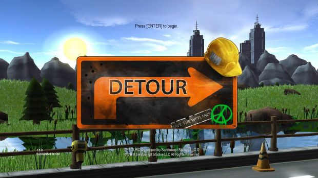 DETOUR Free Download