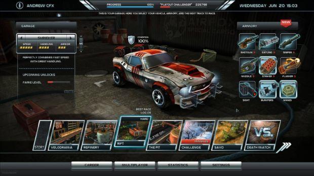 Death Rally Torrent Download