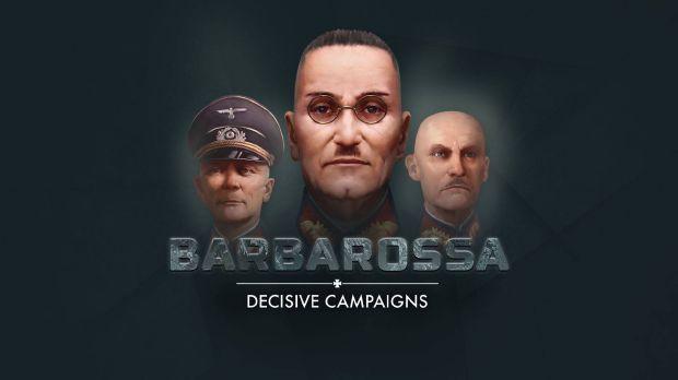 Decisive Campaigns: Barbarossa Free Download
