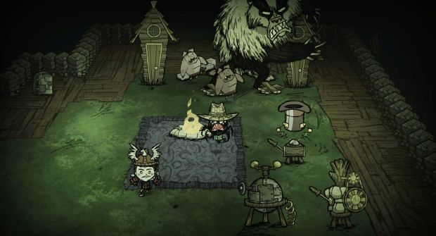 Don't Starve Together PC Crack