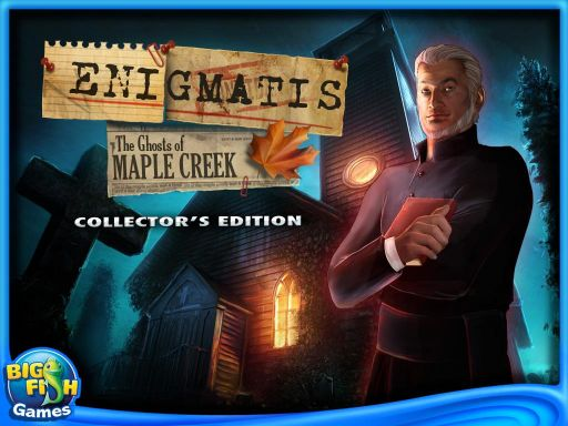 Enigmatis: The Ghosts of Maple Creek Free Download