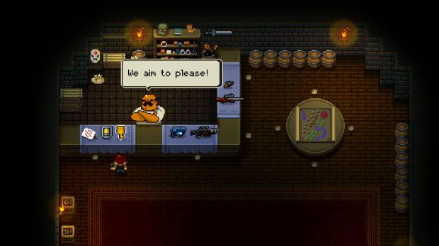 Enter the Gungeon Torrent Download
