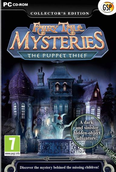 Fairy Tale Mysteries: The Puppet Thief Free Download