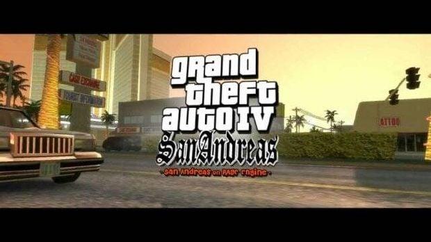 GTA IV: San Andreas BETA 3 Free Download