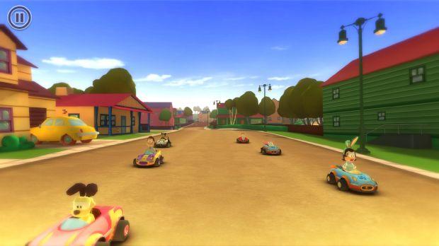 Garfield Kart Torrent Download