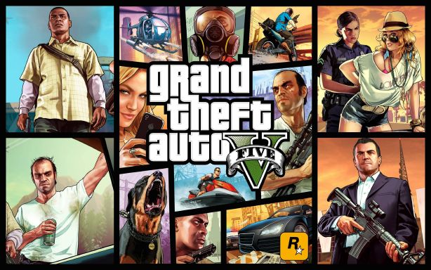 Grand Theft Auto V Update v1.33 Free Download