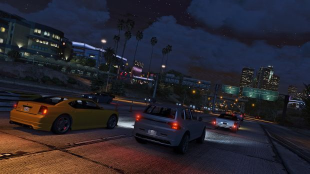 Grand Theft Auto V Update v1.33 Torrent Download