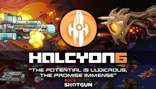 Halcyon 6: Starbase Commander (v1.2.1.0) Free Download