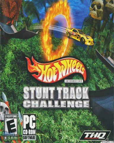 Hot Wheels: Stunt Track Challenge Free Download