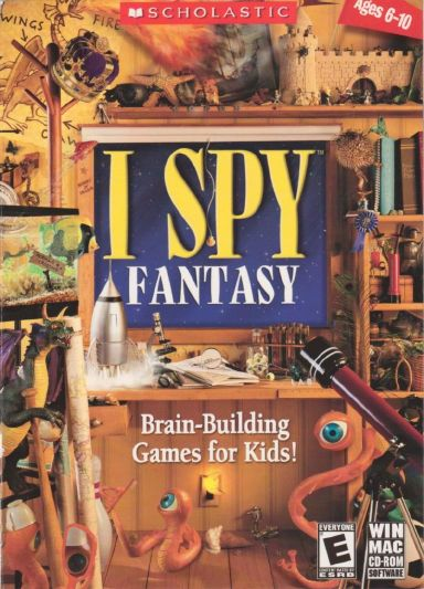 I Spy Fantasy Free Download