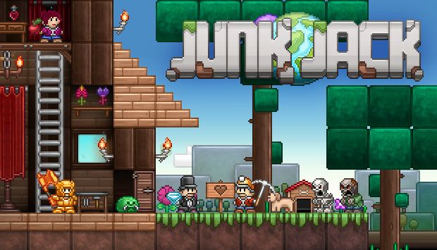 Junk Jack Free Download