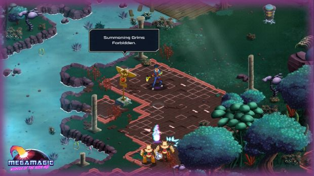 Megamagic: Wizards of the Neon Age Torrent Download