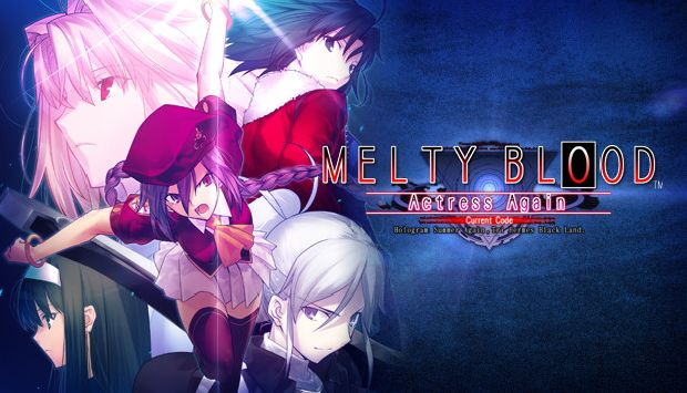 Melty Blood Actress Again Current Code Free Download