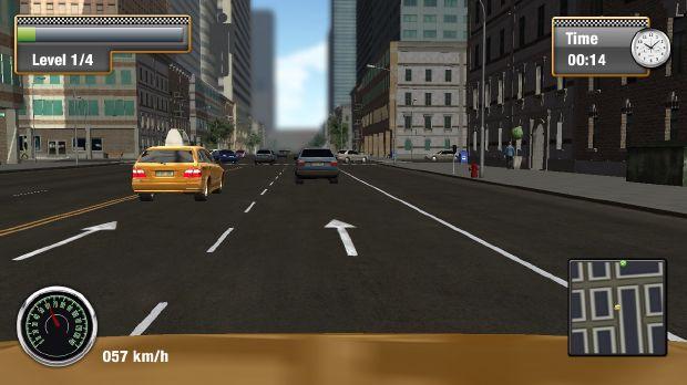 New York Taxi Simulator PC Crack