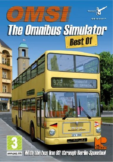 OMSI The Bus Simulator Free Download « IGGGAMES