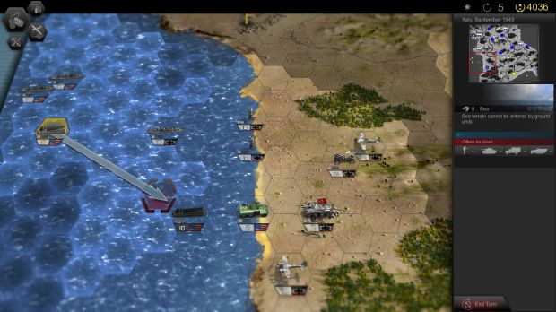Panzer Tactics HD PC Crack