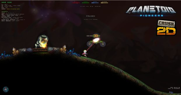 Planetoid Pioneers PC Crack