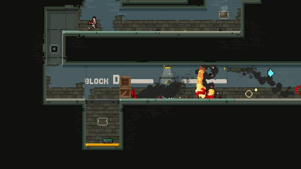 Prison Run and Gun Torrent Download