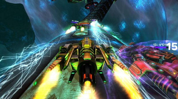 Radial-G : Racing Revolved Torrent Download