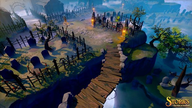 Stories: The Path of Destinies PC Crack