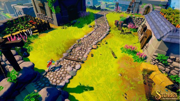 Stories: The Path of Destinies Torrent Download