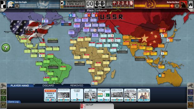 Twilight Struggle PC Crack