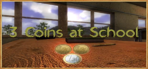3 Coins At School Free Download