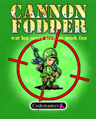Cannon Fodder Free Download