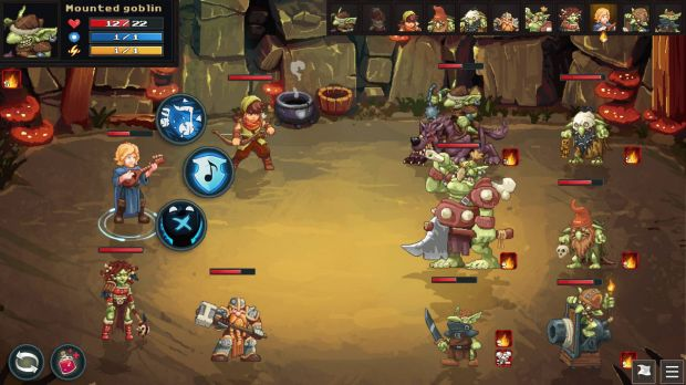Dungeon Rushers PC Crack