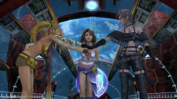 FINAL FANTASY X/X-2 HD Remaster PC Crack