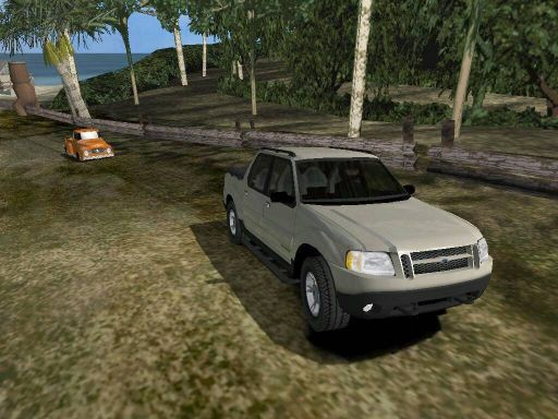 Ford Racing 3 PC Crack
