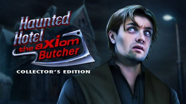 Haunted Hotel: The Axiom Butcher Collector's Edition Free Download