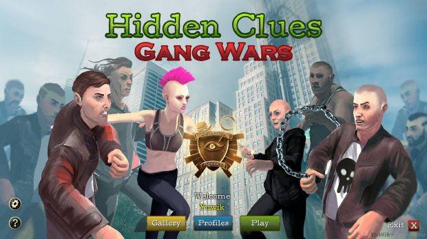 Hidden Clues 3: Gang Wars Free Download