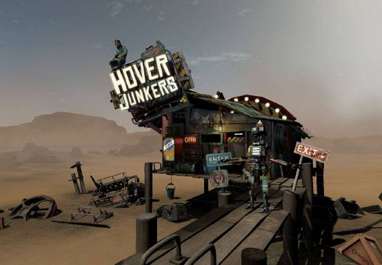 Hover Junkers Free Download