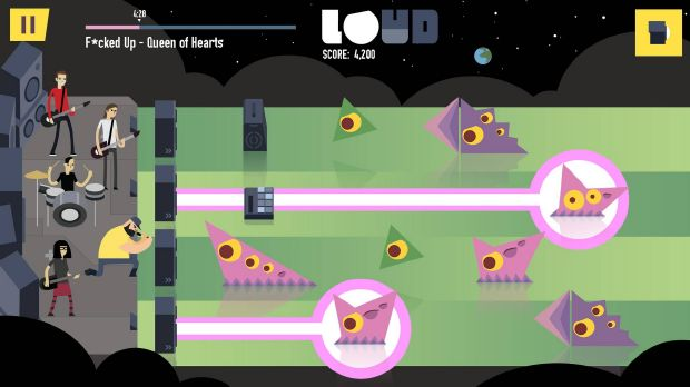 LOUD on Planet X Torrent Download