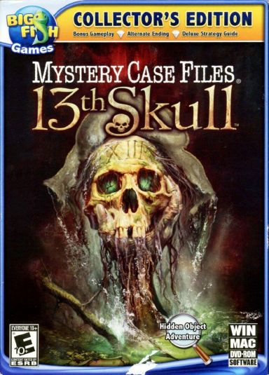 Mystery Case Files: 13th Skull Collector's Edition Free Download