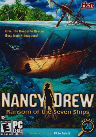 Nancy Drew: Ransom of the Seven Ships Free Download
